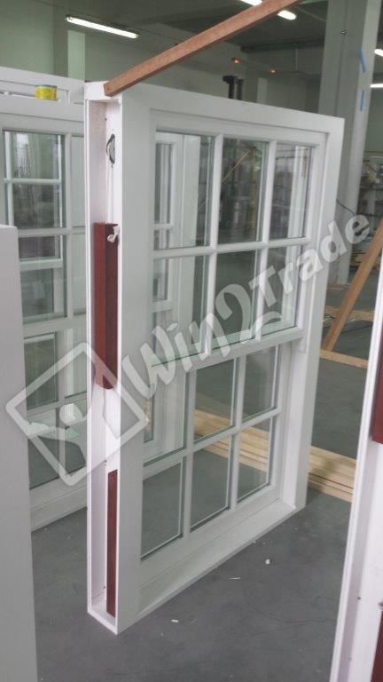 Angielskie okna i drzwi